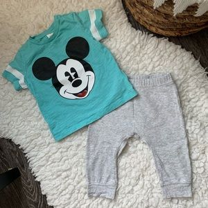 H&M/DISNEY   Micky Mouse Outfit